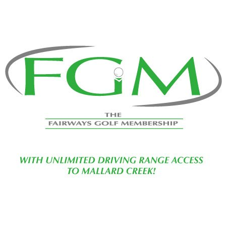 Driving Range Membership