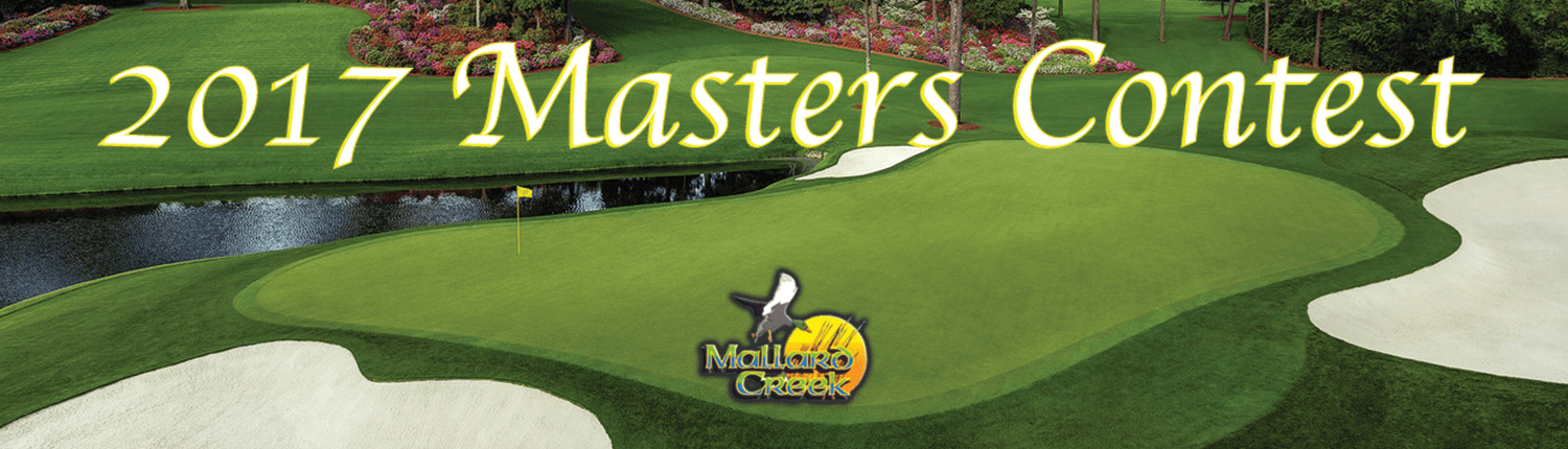 Masters Contest