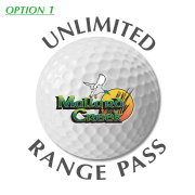 Unlimited Driving Range