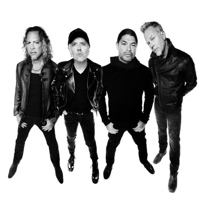 "Ny Video: Metallica – ""Halo On Fire"" (Live)"
