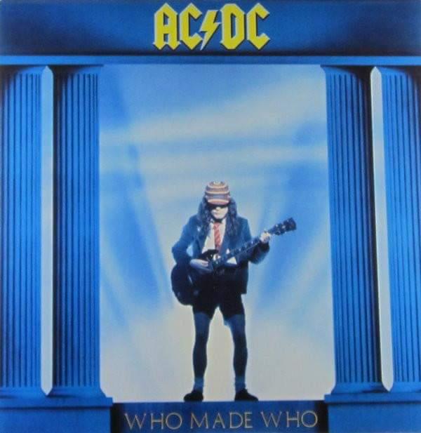 """AC/DC – """"Who Made Who"""" 33 år."""