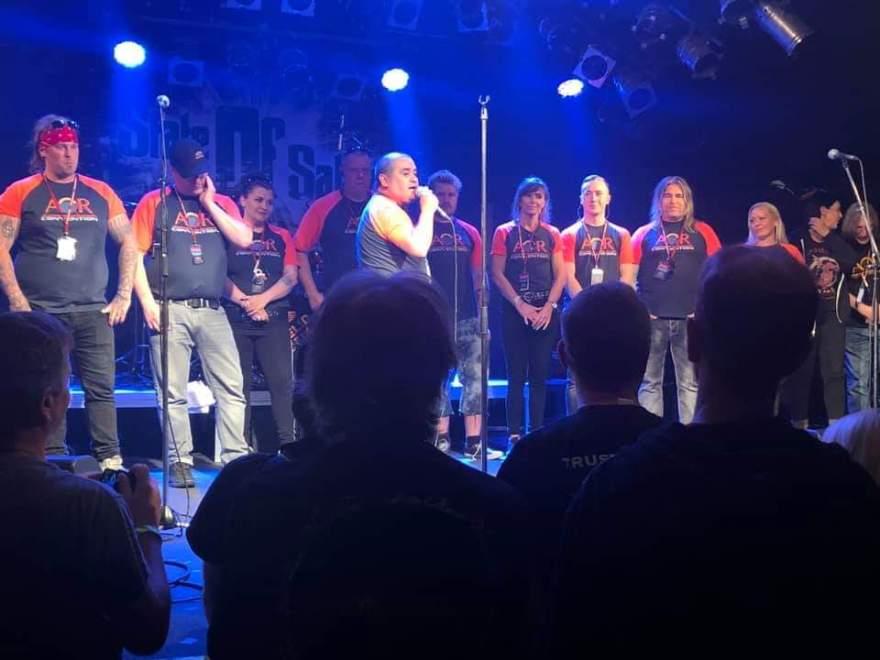 The Maloik Rock Blog tackar Swedish AOR Convention för en fantastisk trevlig helg tillsammans.