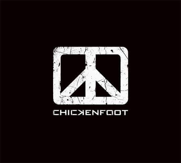 """Chickenfoot – """"s/t"""" 10 år."""
