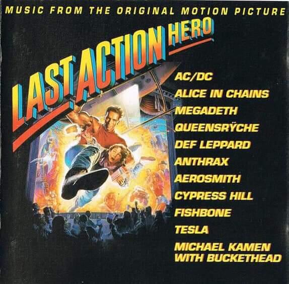 26 år sedan Last Action Hero hade premiär. Filmen där soundtracket var bättre än filmen.