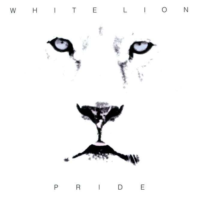 """White Lion – """"Pride"""" 32 år."""