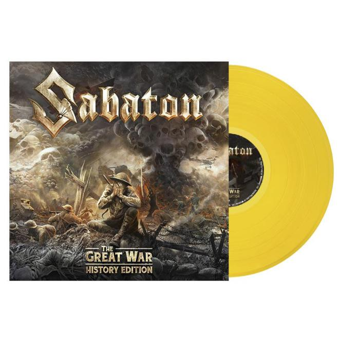 """Ny Video: """"SABATON – Great War (Official Music Video)"""""""