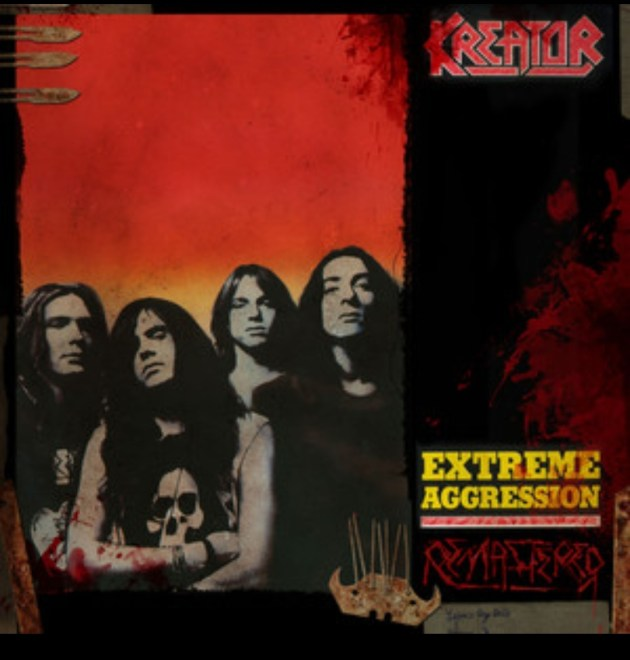 "Kreator – ""Extreme Aggression"" 30 år."