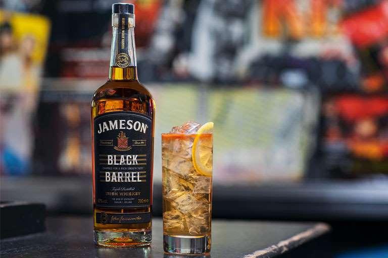 Jameson är ny samarbetspartner till Sweden Rock Festival. Här bjuder de på receptet till den officiella Sweden Rock groggen: The Sweden Rocktail – Pernod Ricard
