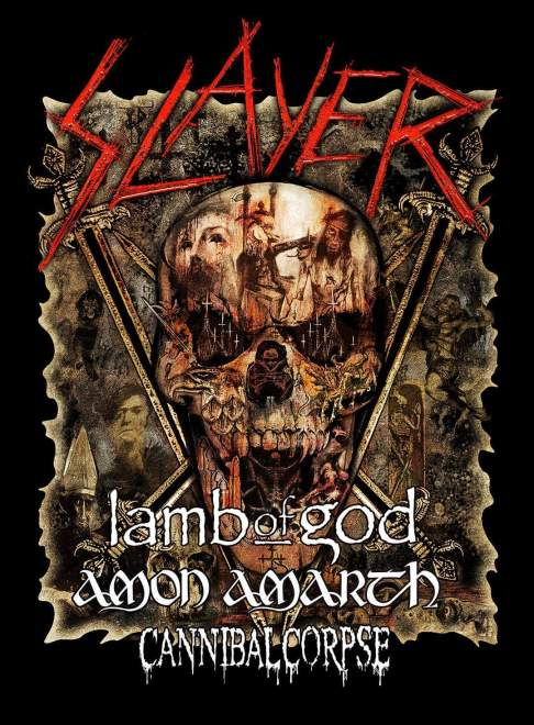 "Slayer Share Cryptic Video Teasing ""End of the Monsters"" Coming Fall 2019 