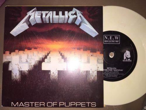 """Metallica: Master of Puppets (Manchester, England – June 18, 2019)"""