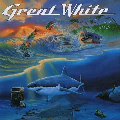 "Great White – ""Can't Get There From Here"" 20 år."