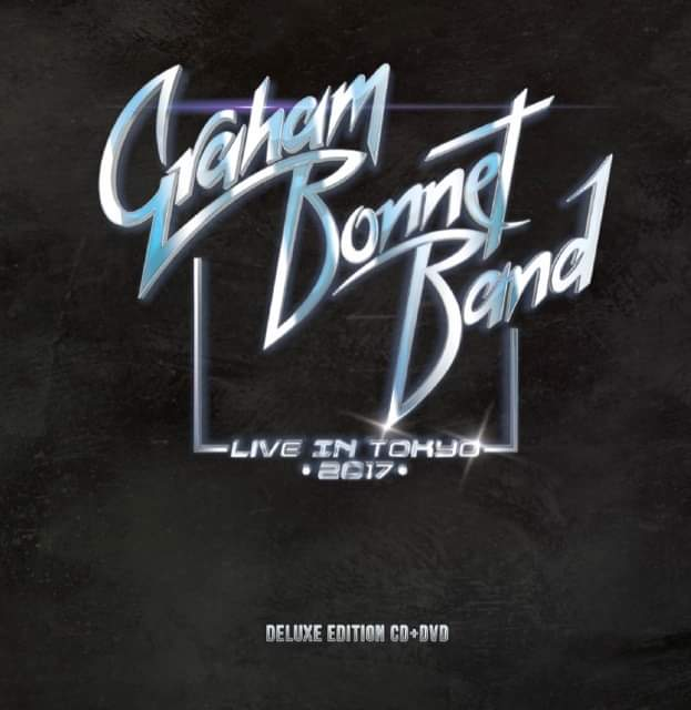 "Ny Video: ""Graham Bonnet Band – ""Into the Night"" (Live)"""