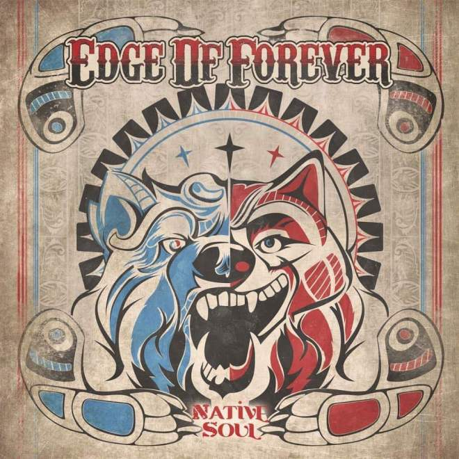 """Ny Video: """"Edge Of Forever – """"Take Your Time"""" (Official Lyric Video)""""."""