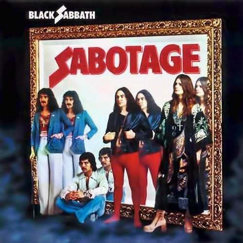 """Black Sabbath – """"Sabotage"""" 44 år."""