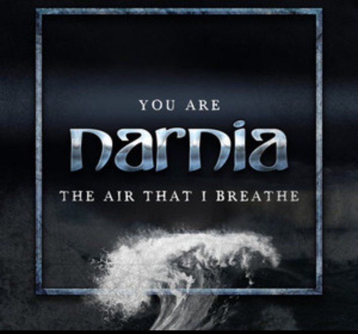 "Narnia har släppt sin nya singel ""You Are The Air That I Breathe""."