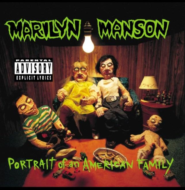 "Marilyn Manson – ""Portrait Of An American Family"" 25 år."