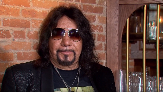 Ace Frehley To Release 'Origins Vol. 2' In October – Blabbermouth.net