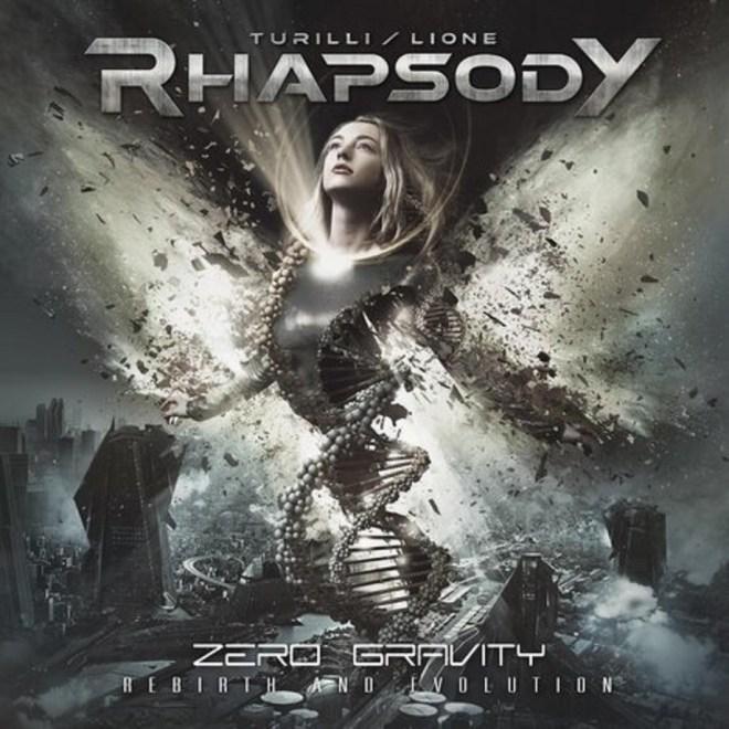 Skivrecension: Turilli/Lione Rhapsody – Zero Gravity.