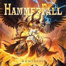 Hammerfall dominerar.