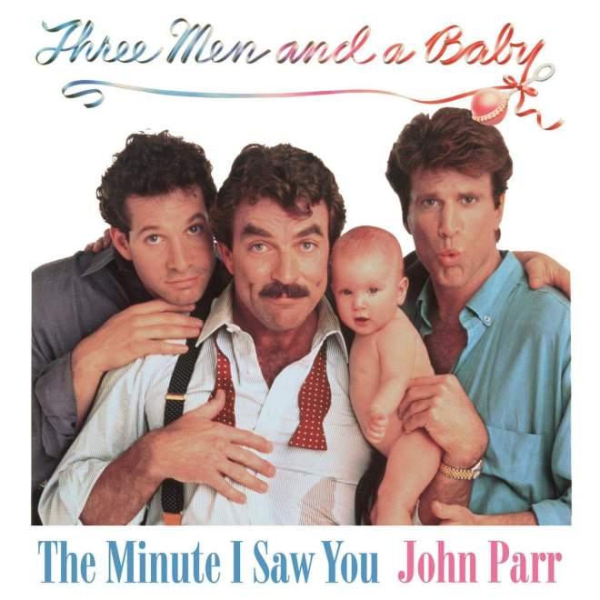 John Parr släpper 32 år gammal singel.