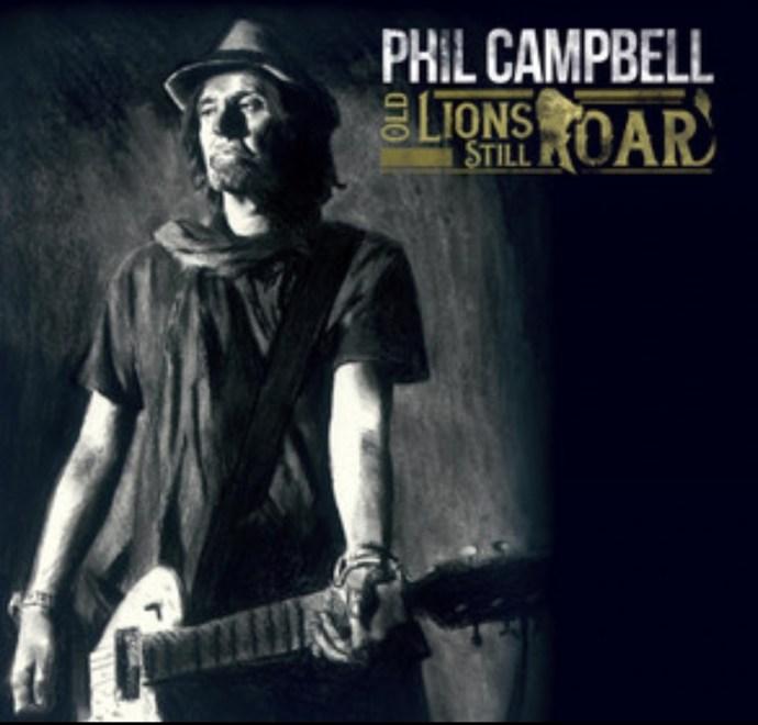 Mer information om kommande solodebuten från Phil Campbell. Se låttitlar, albumomslag och alla gästartister.