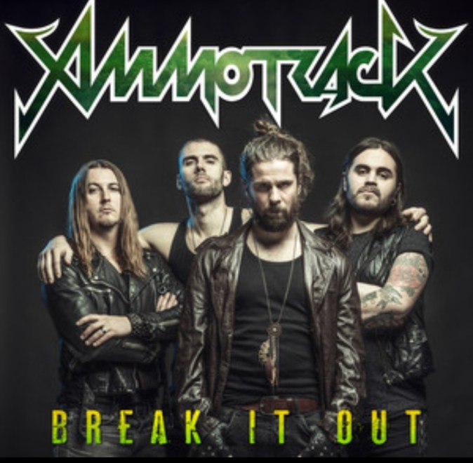 "Ny Video: ""Ammotrack – Break It Out (Official Music Video)""."