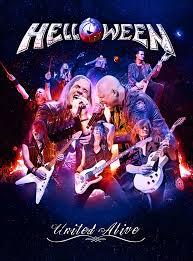 Livealbum med Helloween på G.