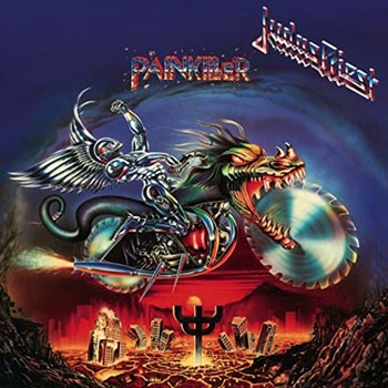 "Judas Priest – ""Painkiller"" 29 år."
