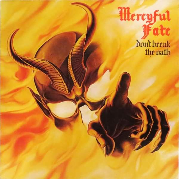 "Mercyful Fate – ""Don't Break The Oath"" 35 år."