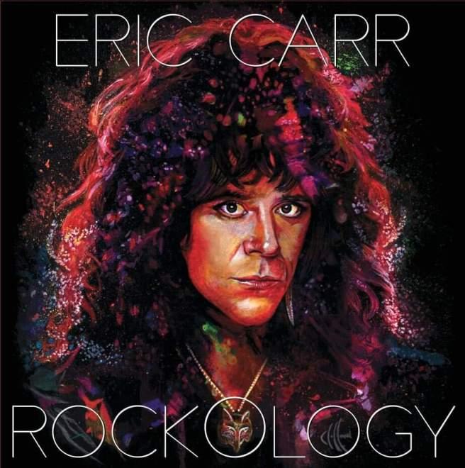 """Eric Carr – """"Rockology"""" släpps på limiterad vinyl."""