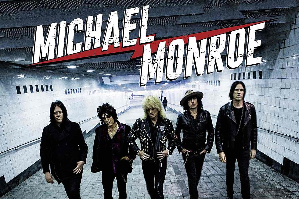 "Ny Video: Michael Monroe – ""Last Train To Tokyo""."