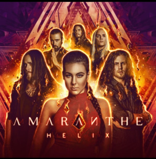 "Ny Video: Amaranthe – ""Helix"""