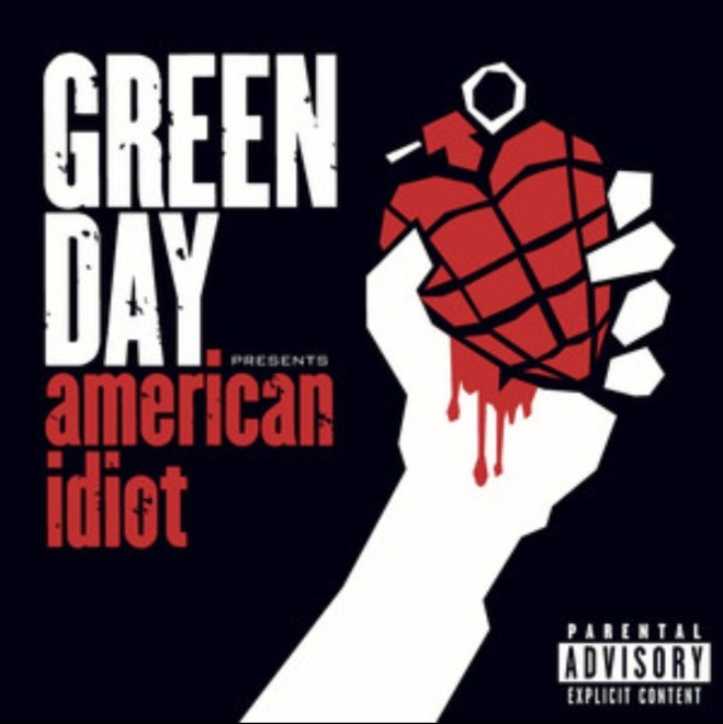 "Green Day – ""American Idiot"" 15 år."