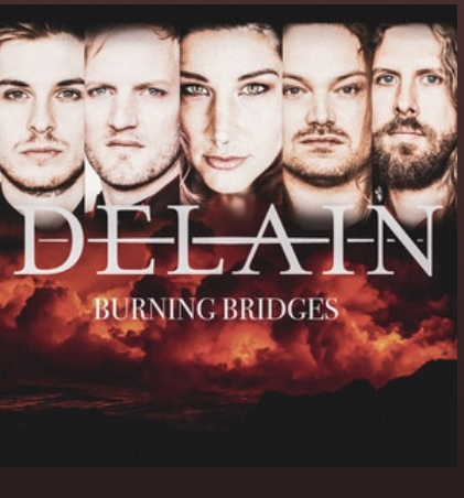 "Ny Video: Delain – ""Burning Bridges""."