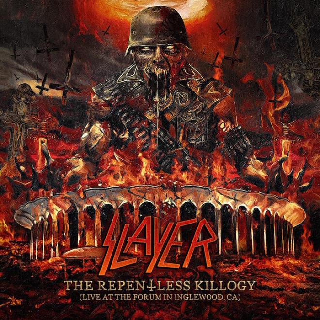 "Ny Video: Slayer – ""Repentless""."
