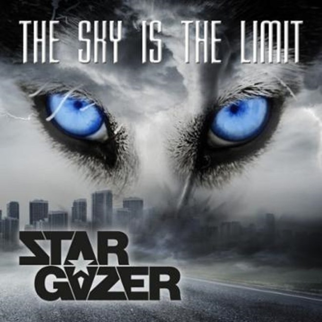 Skivrecension: Stargazer – The Sky's The Limit.