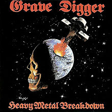 "Grave Digger – ""Heavy Metal Breakdown"" 35 år."