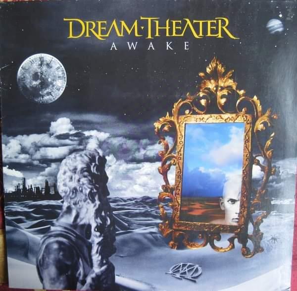 """Dream Theater – """"Awake"""" 25 år."""