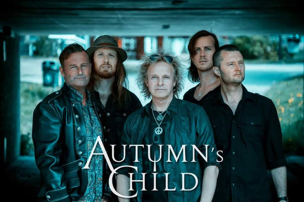 Breaking News! Nytt svenskt superband presenterat! Här är: Autumns Child!