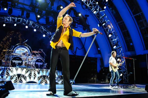 "David Lee Roth – ""I think that Van Halen's finished ""."