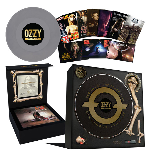 """Sneak peak. Ozzy Osbourne – """"See You On The Other Side""""."""