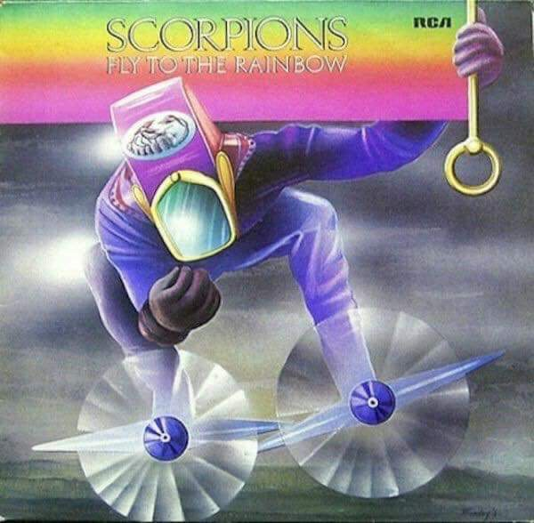"Scorpions – ""Fly To The Rainbow"" 45 år."