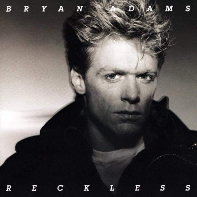 "Bryan Adams – ""Reckless"" 35 år."
