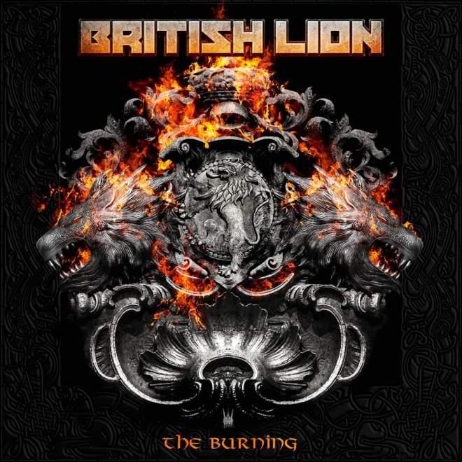 British Lion släpper nytt album i Januari.