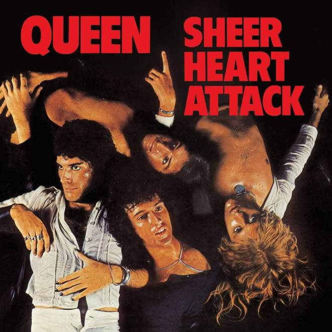 "Queen – ""Sheer Heart Attack"" 45 år."