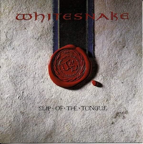 """Whitesnake – Slip Of The Tongue"""" 30 år."""