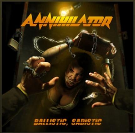 """Ny Video: Annihilator – """"Psycho Ward""""."""
