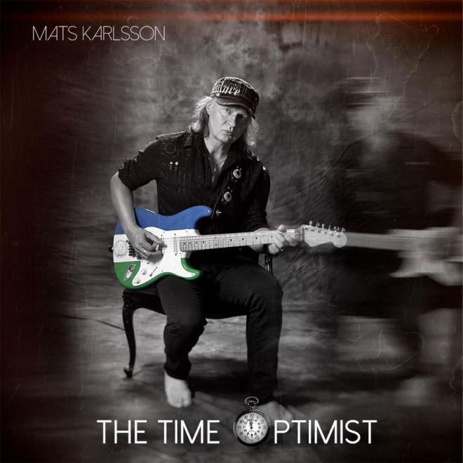 "Ny Skivrecension: Mats Karlsson – ""The Time Optimist""."