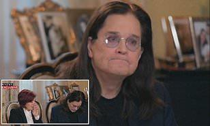 "Ozzy Osbourne i ny intervju. ""Jag har Parkinson""."