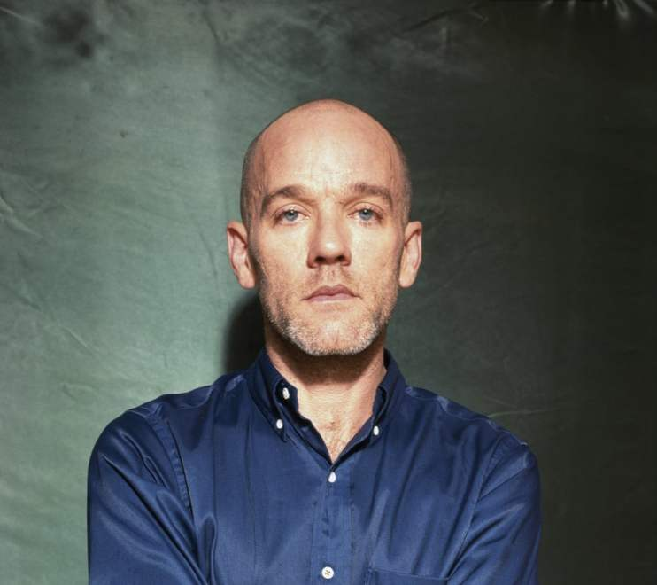 Michael Stipe 60 år.